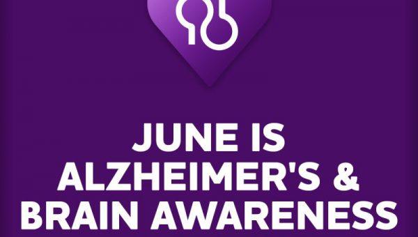 Image for Alzheimer's & Brain Awareness Month